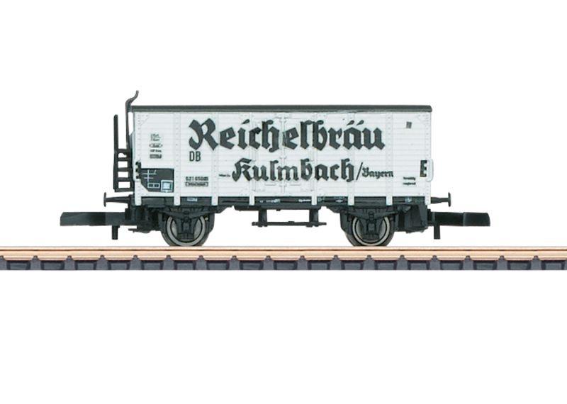 Bierkühlwagen Reichelbräu, Spur Z