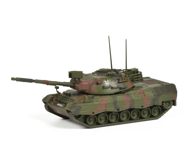 Leopard 1A1 BUNDESWEHR 1:87 / Spur H0