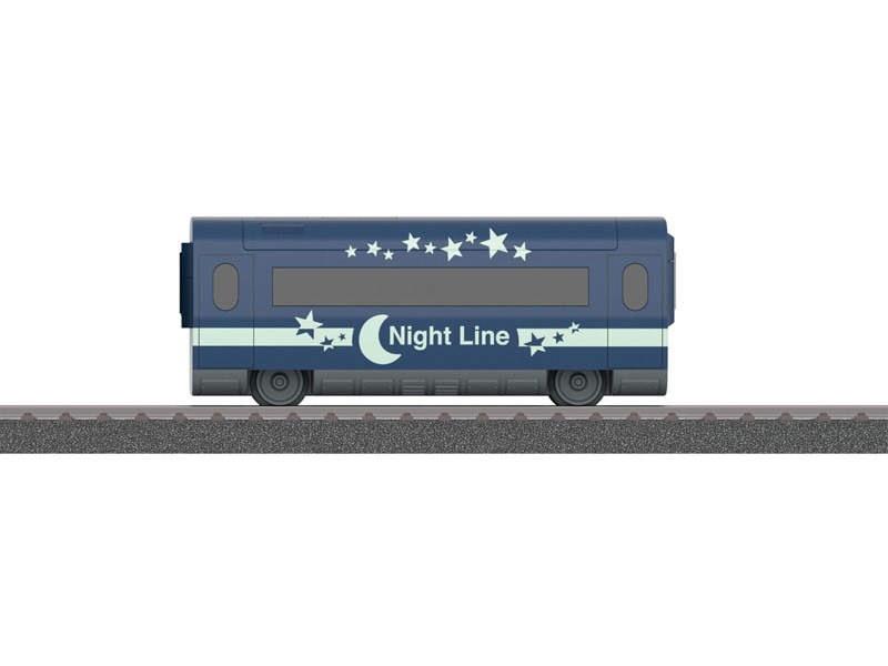 my world - Schlafwagen Night Line H0