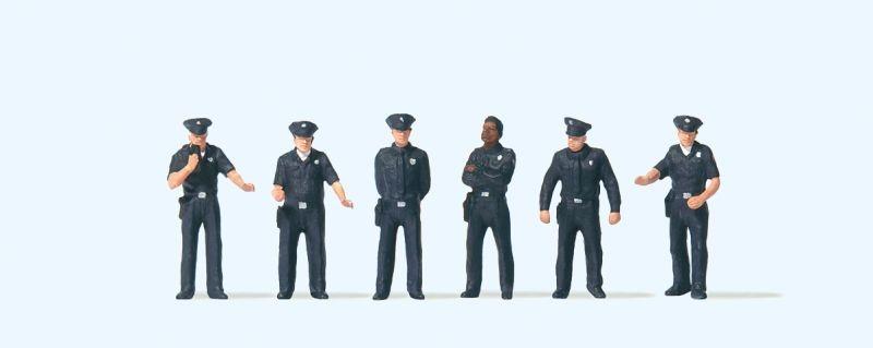 US City Police (2), 1:87 / H0