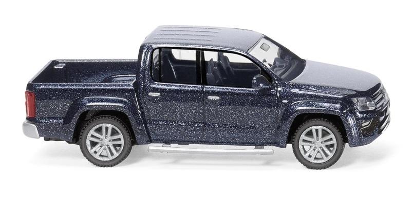 VW Amarok GP Highline, starlight blue metallic, 1:87 / H0