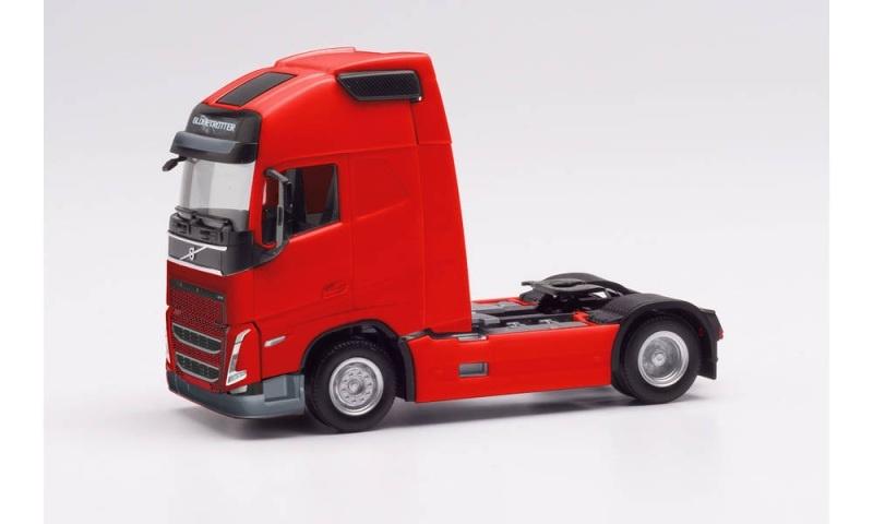 Volvo FH Gl. XL 2020 Erweiterte Ausstattung, rot, 1:87 / H0