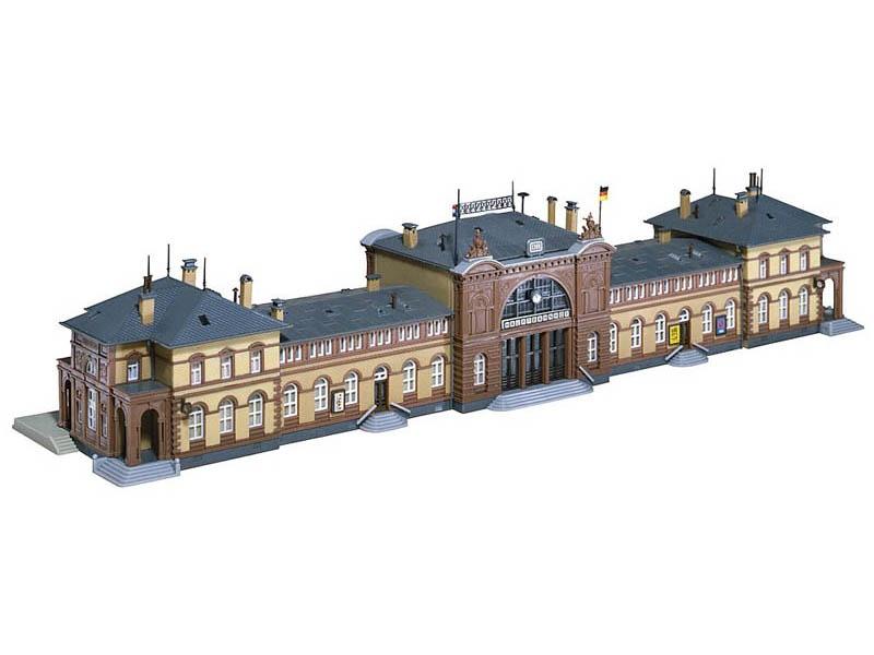 Bahnhof Bonn Bausatz N