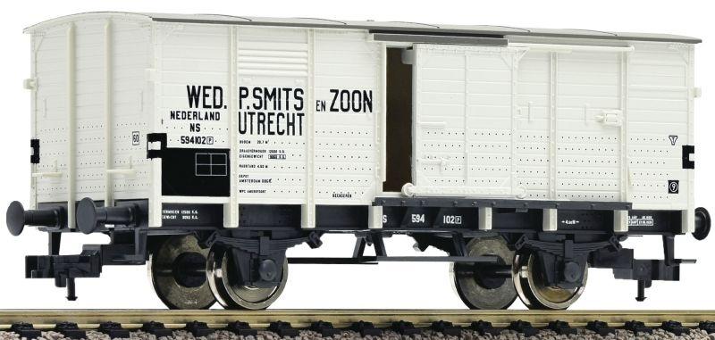 Gedeckter Güterwagen LIJM FABRIEK der NS, DC, Spur H0