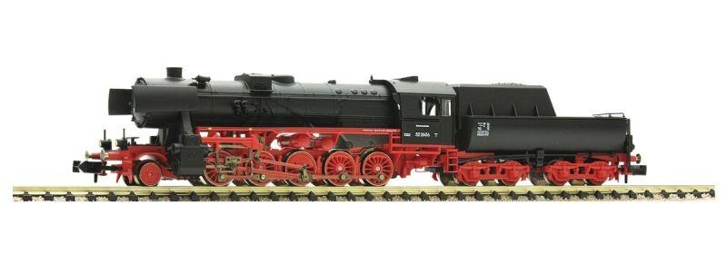 Dampflokomotive BR 52 der DB, Epoche III, Spur N