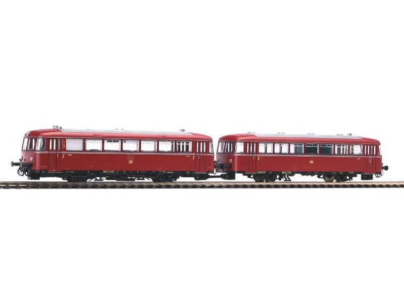 Sound-Schienenbus VT 98 + Steuerwagen VS 98, AC-Version, H0