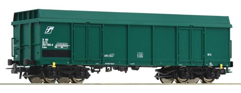 Offener Güterwagen Ealos der FS, DC, Spur H0