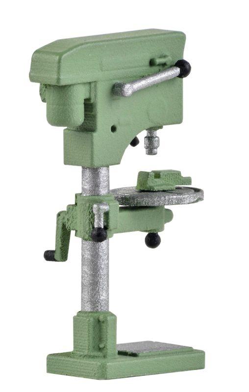 Ständer-Bohrmaschine, Fertigmodell, Spur H0