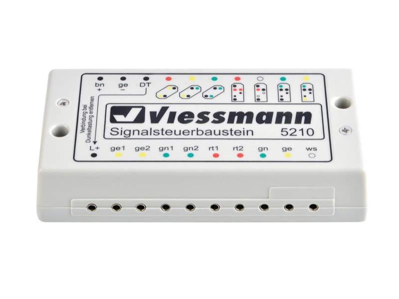 Signalsteuerbaustein für Lichtsignale