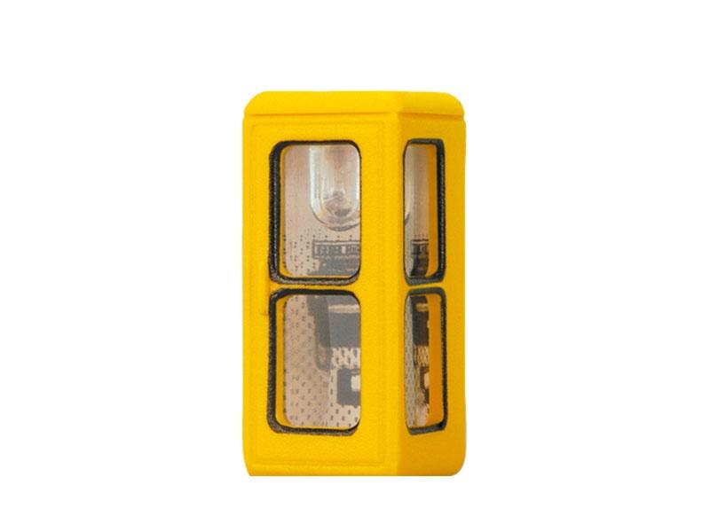 Telefonzelle Typ FeH 78, Spur N
