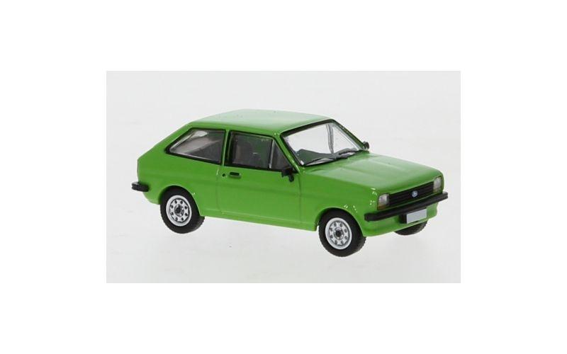 Ford Fiesta, hellgrün, 1976, 1:87 / H0