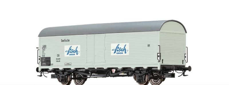Kühlwagen Tnfs 38 DB, III, Fisch Union, DC, Spur H0