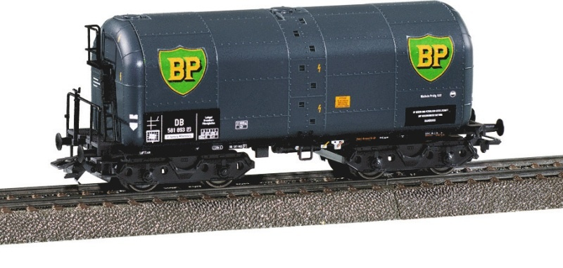BP Schweröl-Kesselwagen, AC, Spur H0