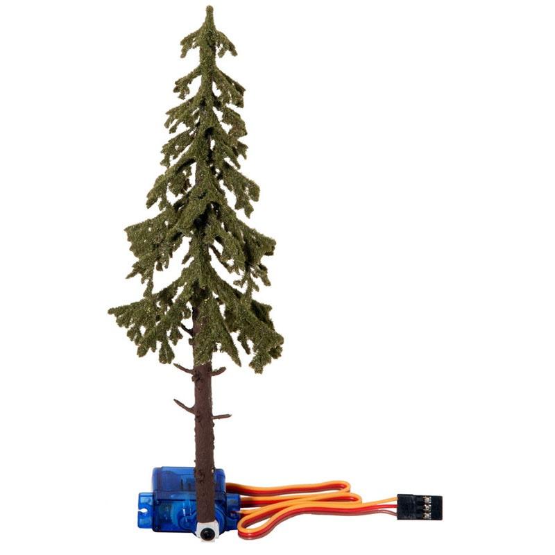 micro-motion Fallender Baum Wetterfichte Spur H0,TT