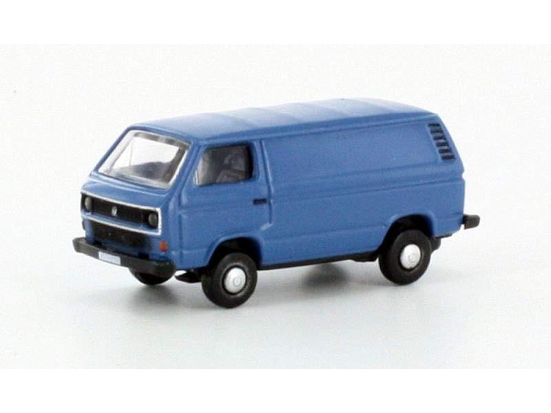 VW T3 Kasten blau, Epoche III / IV, Spur N