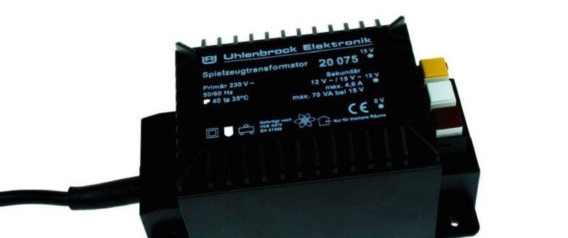 Transformator 70 VA 12/15V