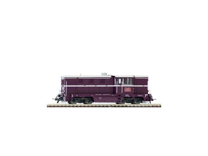 Stainzer Lokalbahn L45H-070, Spur H0e