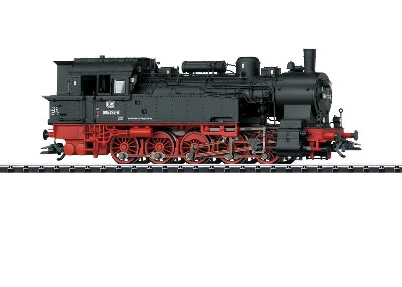Güterzug-Dampflok BR 94 der DB, Sound, mfx, DCC, DC, Spur H0