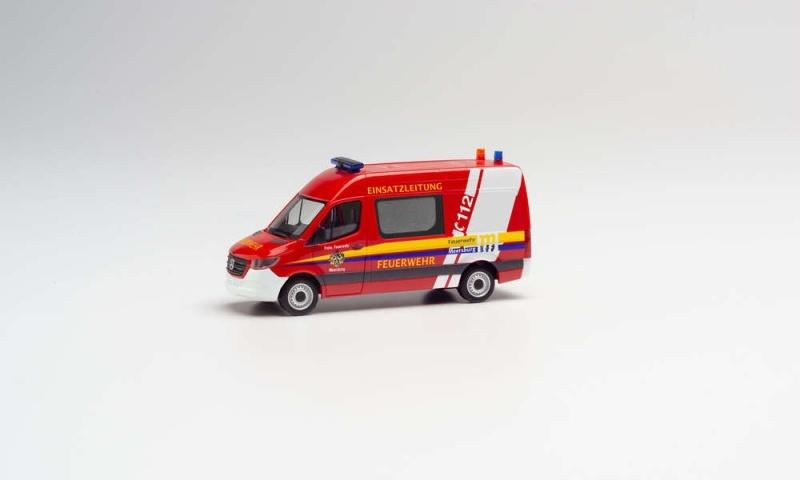 Mercedes Sprinter `18 Kasten HD FFW Meersburg, Spur H0