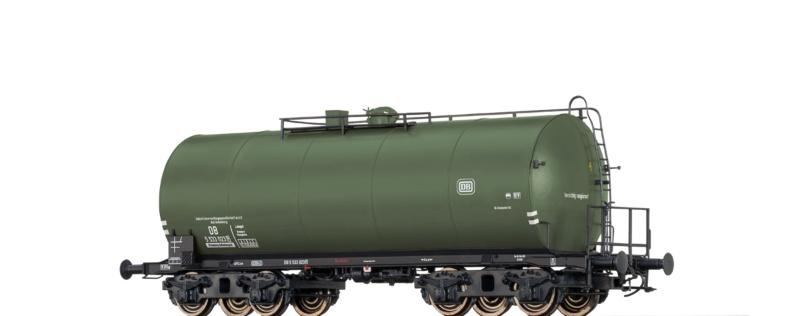Kesselwagen Uerdingen der DB, IV, IVG, Spur N
