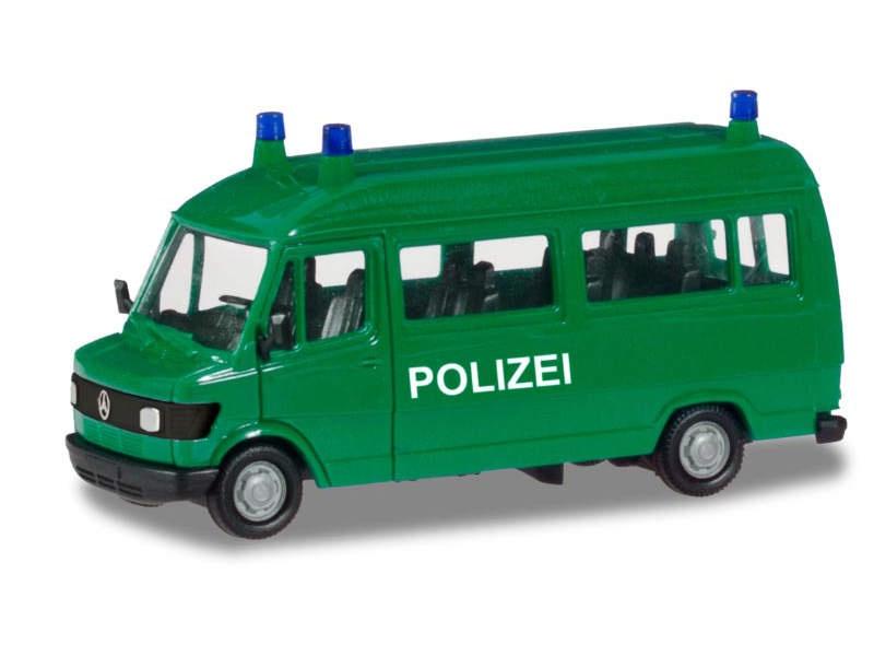 Mercedes-Benz T1 Bus Polizei 1:87 / H0