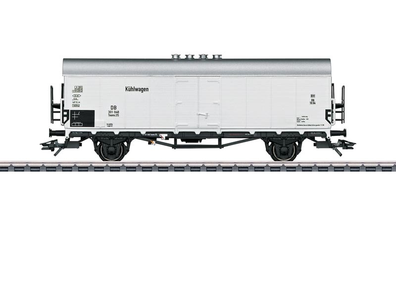 Kühlwagen Tnoms 35 der DB, AC, Spur H0