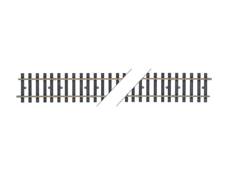 Gerades Gleis 600 mm (H1006) Spur 1