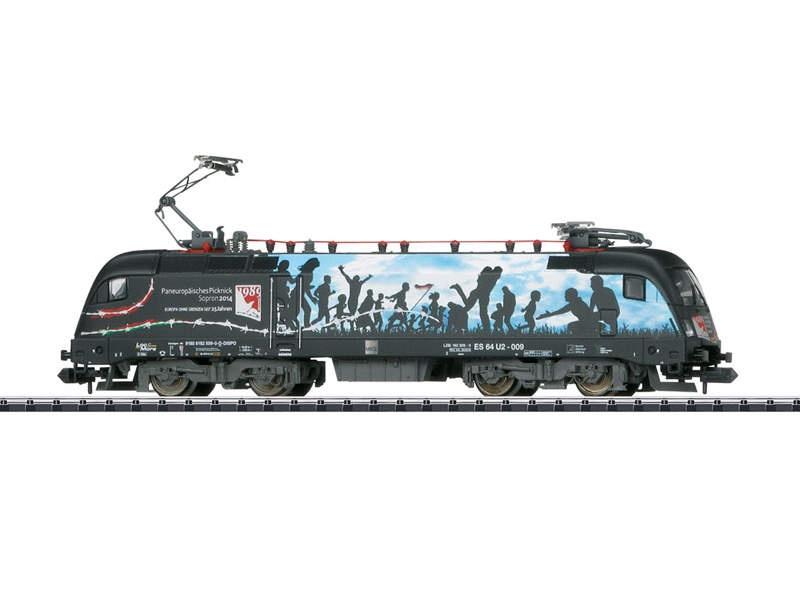 E-Lok BR 182 509-0 MRCE Spur N