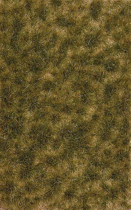 Grasbüschel, zweifarbig, lang Spätsommer, Graslänge: 6 mm