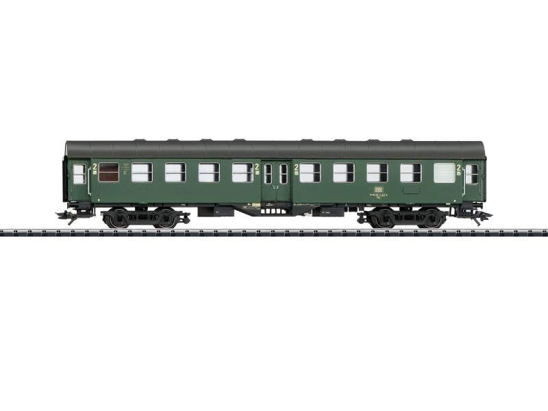Personenwagen 2. Klasse der DB, Spur H0