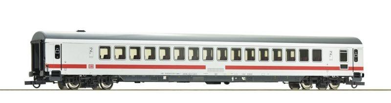 IC-Großraumwagen 2. Klasse Bpwmz 125 der DB AG, DC, Spur H0