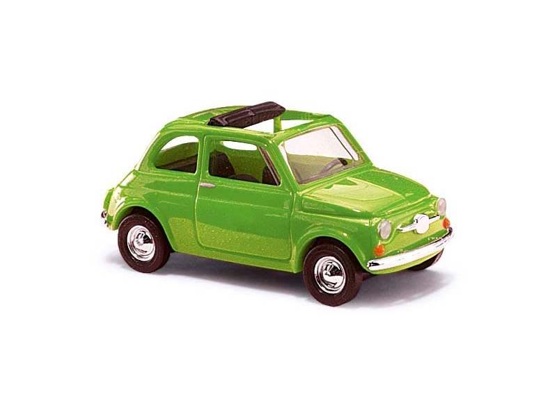 Fiat 500 grün, Spur H0