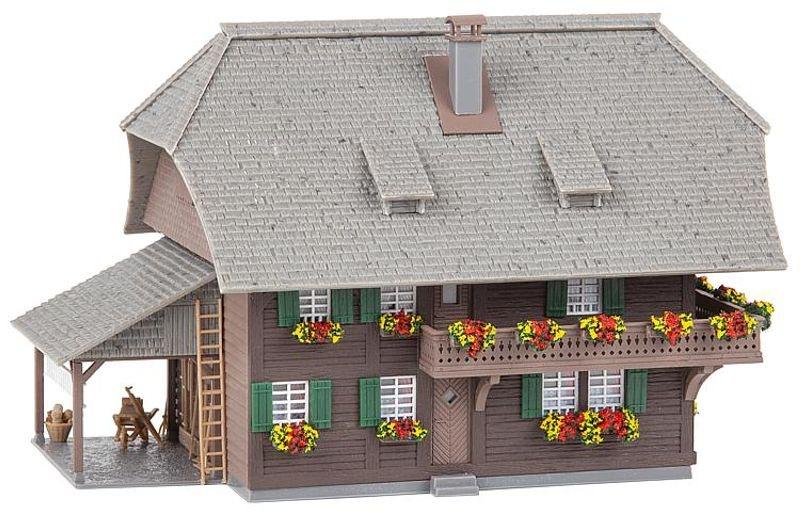 Schwarzwaldhaus, Bausatz, Spur H0