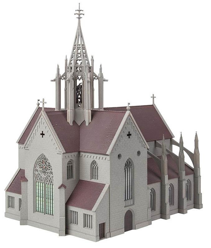 Kathedrale Bausatz H0