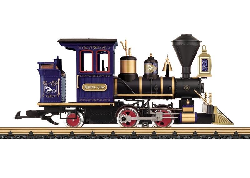 Dampflokomotive CHLOE, Spur G