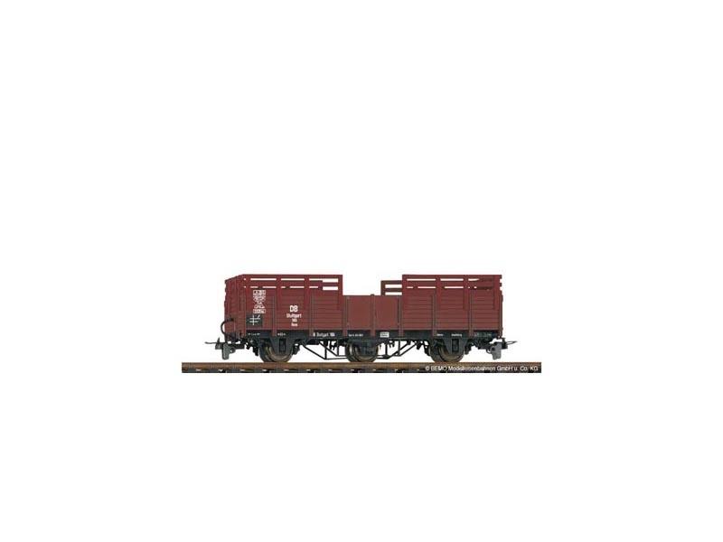 Torftransportwagen Osm 186 der DB, Spur H0e