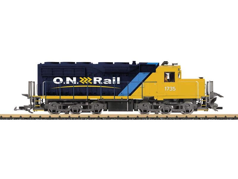 ONT Diesellok SD 40 Spur G