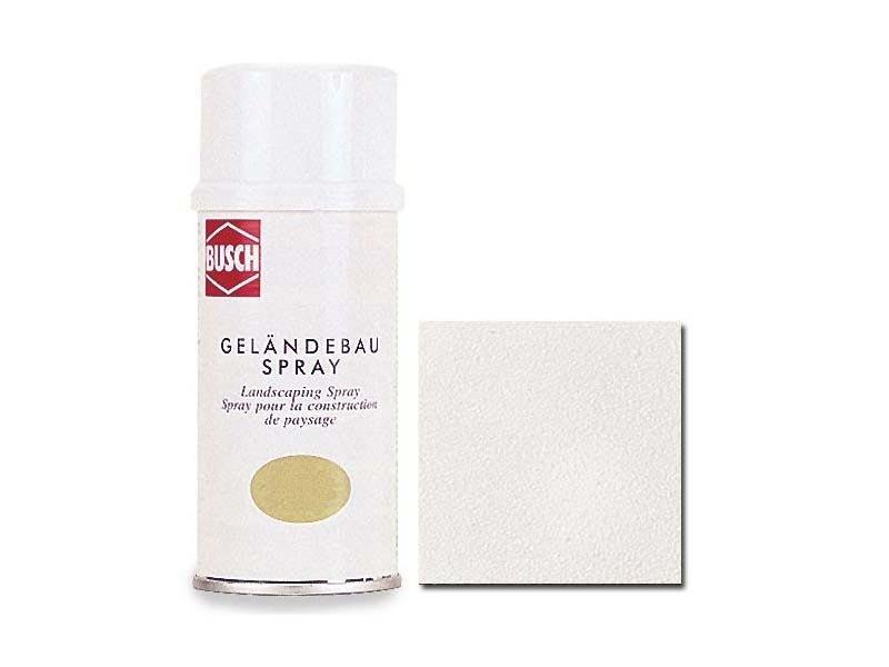 Geländebau-Spray, Schnee, 150 ml