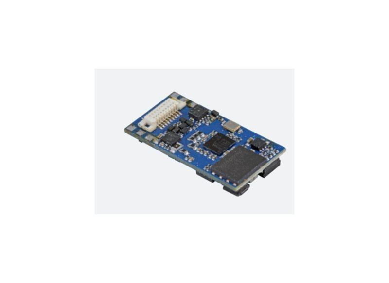 LokSound 5 Micro-Decoder DCC/MM/SX/M4 Leerdecoder, PluX16