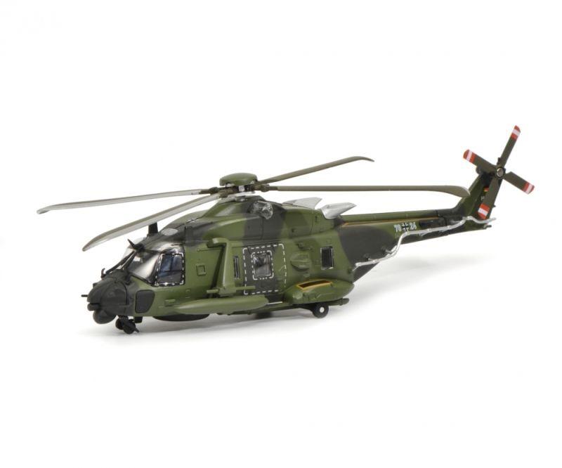 NH90 Helikopter Bundeswehr, flecktarn, 1:87 / H0