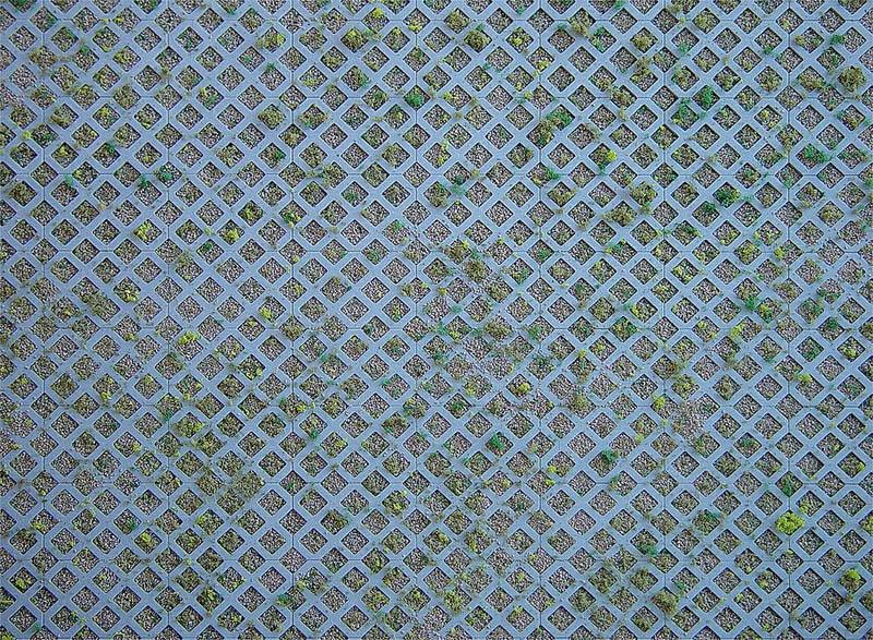 Mauerplatte, Rasengittersteine 250 x 125 x 0,5 mm H0