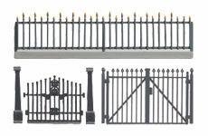 Zäune und Geländer