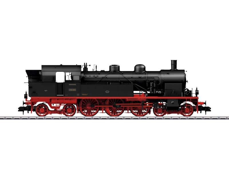 Tender-Dampflokomotive BR 78 DRG Sound mfx Spur 1