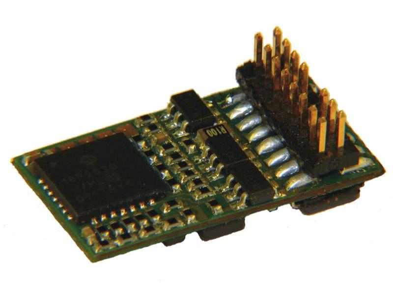 PluX16-Decoder (NEM 658) H0