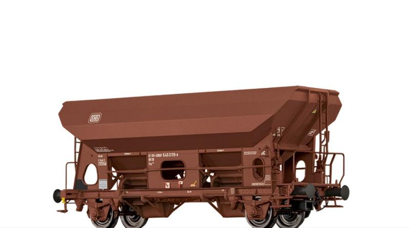 Güterwagen Fcs 092 DB, V, EUROP, DC, Spur H0