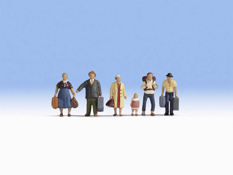 Reisende Figuren Spur H0