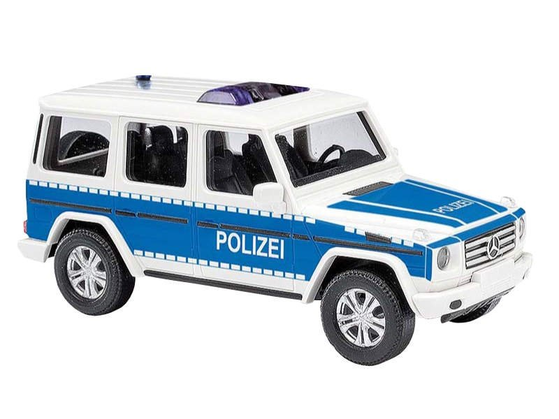 MB G-Klasse 08, Polizei Brandenburg, Spur H0