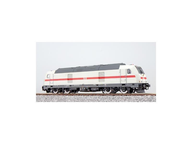 Sound-Diesellok BR 245 030 der DB, weiß, Epoche VI, Spur H0