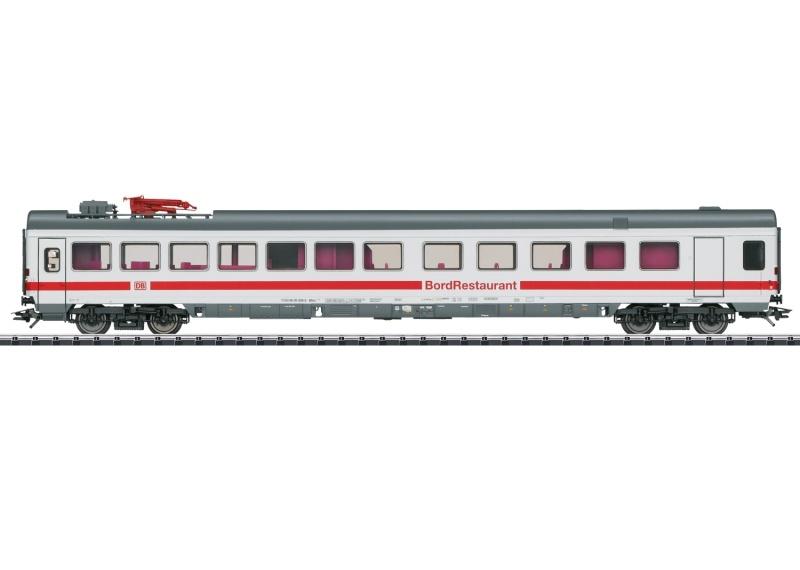 Speisewagen WRmz 137 der DB AG, DC, Spur H0