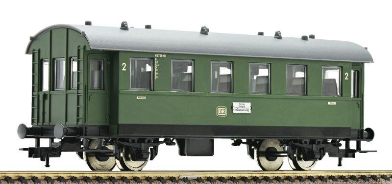 Personenwagen 2. Klasse Bauart Bv 33 (ex Cv-33), DB, DC, H0